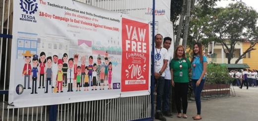 18-day Campaign to end Violence Against Women (VAW)