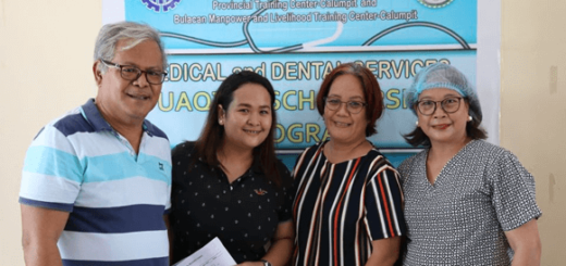 Conduct of regular dental and medical check up for UAQTEA Scholars