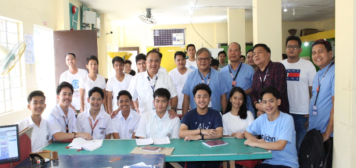 PTC-Calumpit visited by two TESDA Directors
