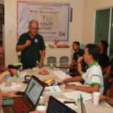 Re-echo of trainings and seminars